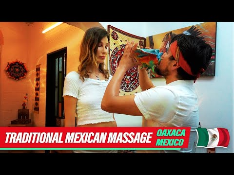 Spiritual Cleansing + Massage in Oaxaca, Mexico 🇲🇽✨