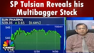 SP Tulsian Reveals his Multibagger Stock in Pharma Sector | CNBC TV18