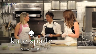 how to make dumplings - haven's kitchen   kate spade new york