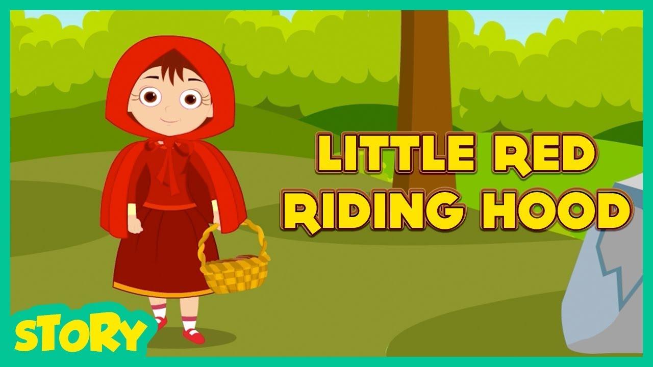 Little Red Riding Hood Full Story  