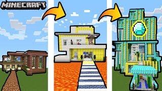 DOM NOOB vs DOM PRO - Minecraft