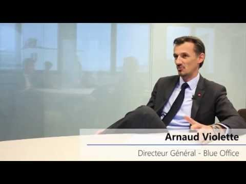 Le Meilleur Commercial de France 2014 - Interview d'Arnaud Violette, Nexity - Blue Office