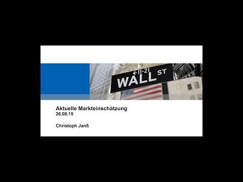 Marktbesprechung von 27 08 2015