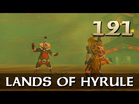 [121] Lands of Hyrule (Let's Play The Legend of Zelda: Breath of the Wild [Nintendo Switch] w/ GaLm)