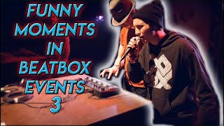 Funny Moments in Beatbox Events 3 ! Codfish vs Alem, Alexinho Special Part and More !!