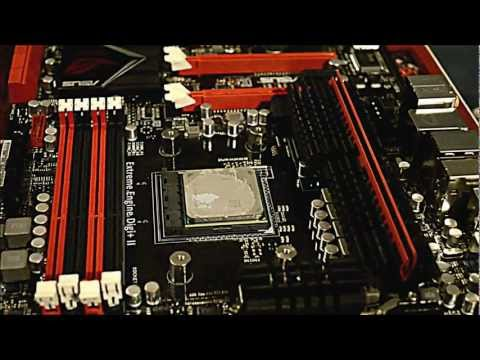 Removing/cleaning thermal paste from a CPU and heatsink [HD]