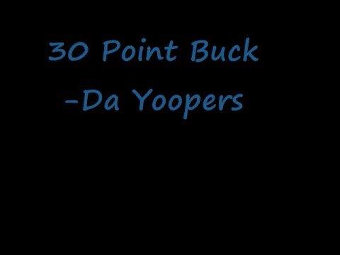 30 Point BuckBananas At Large