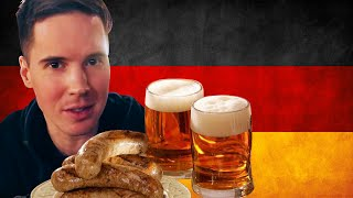 Taste Testing German Food [Kult America]