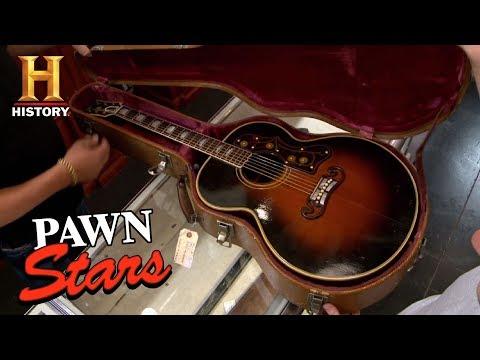 Pawn Stars: Guitar Greats   History