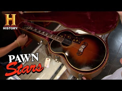 Pawn Stars: Guitar Greats | History mp3