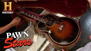Pawn Stars: Guitar Greats | History