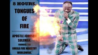 Tongues of Fire - Apostle Johnson Suleman (8 Hours)