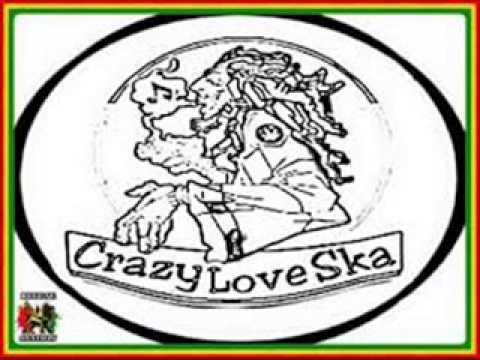 CRAZY LOVE SKA - Gadis Jamaica
