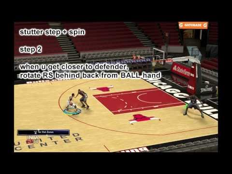 nba 2k14 how to step back in a relationship