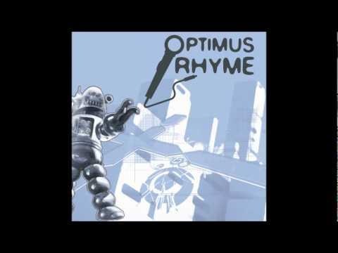 OptimusRhyme LEDs mp3