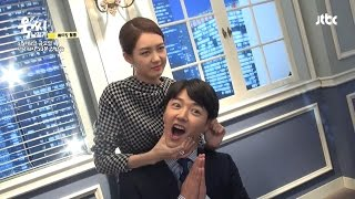 「カッとナム・ジョンギ」ポスター撮影現場…