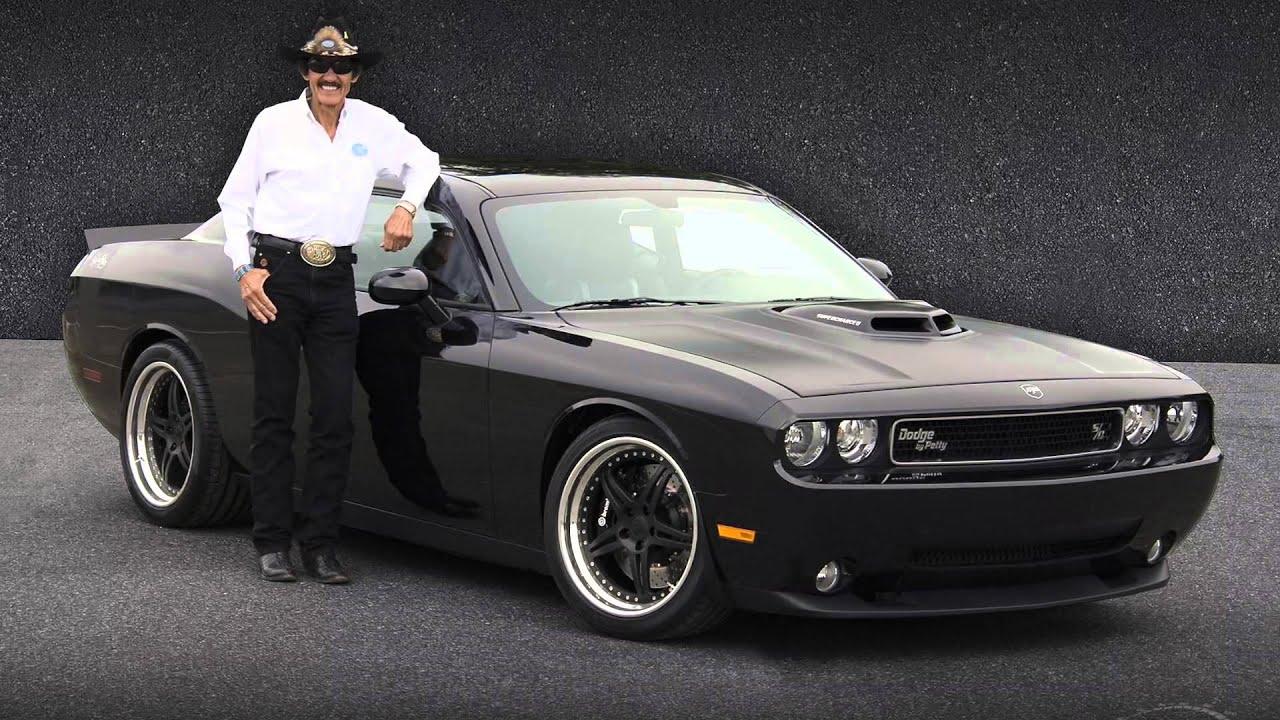 2010 Richard Petty Signature Series Dodge Challenger - YouTube