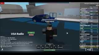 [USA] Las Vegas Chase With The President ROBLOX