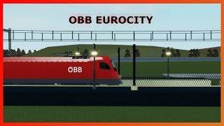 TERMINAL RAILWAYS | OBB EUROCITY | ROBLOX