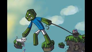Майнкрафт с Модами: Алмазный Остров (2 серия)