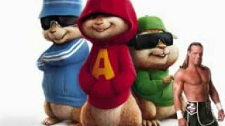 Alvin And The Chipmunks Wwe Theme Shawn Michaels HBK