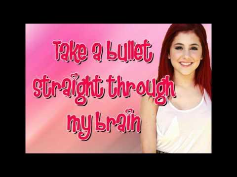 Ariana Grande | Grenade Lyrics
