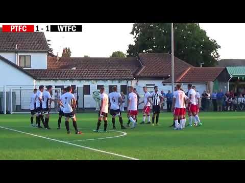 Poole Town 5 Wimborne Town 2 - Mark Frowde Trophy