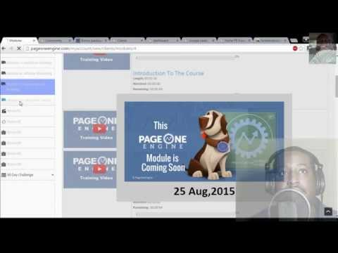 Page One Engine Review   Best Page 1 Engine Bonus