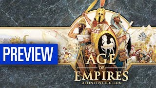 Age of Empires: Definitive Edition PREVIEW / Neuauflage angespielt