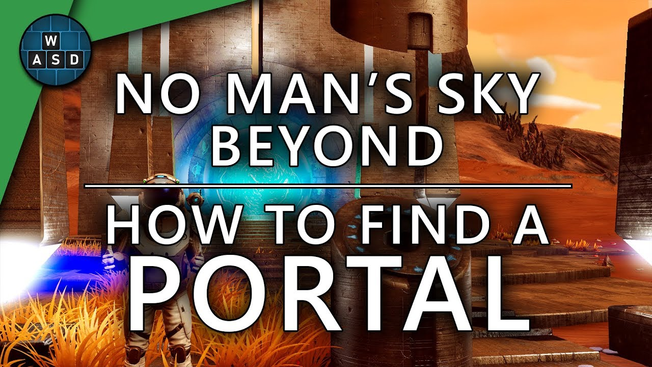 How to find a portal no mans sky beyond