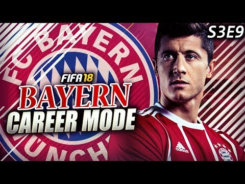 KNOCKOUT UCL GAME VS MONACO! - FIFA 18 Bayern Career Mode S3E9