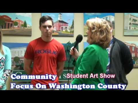 Washington County High School Student Art Show