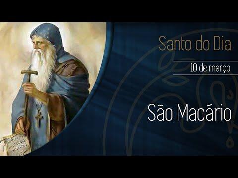 10-03 São Macário - Padre Alexandre Fernandes