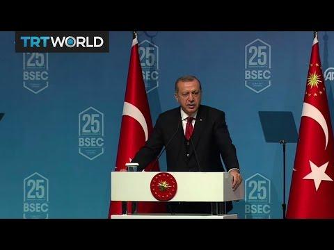 Black Sea Economy Summit: Erdogan addresses Black Sea leaders