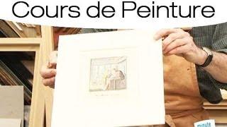 Cours de Peinture : Peindre sans faire de gondole