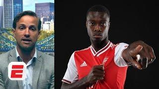 Scouting Arsenal's Nicolas Pepe - Julien Laurens | Premier League