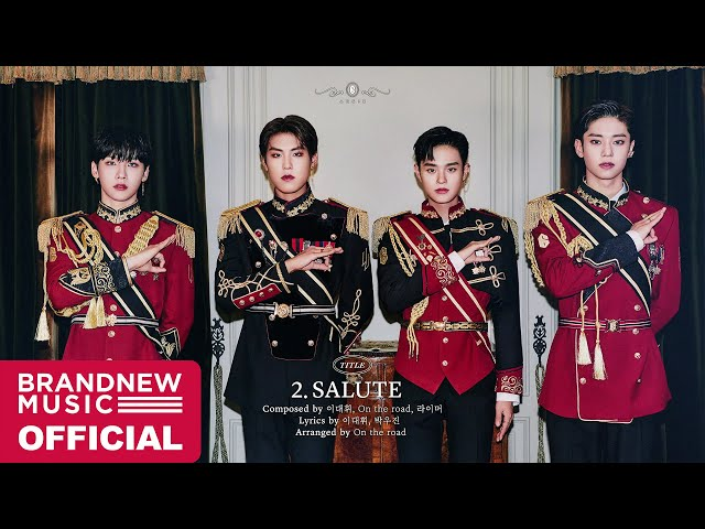 AB6IX (에이비식스) 3RD EP 'SALUTE' OFFICIAL PREVIEW