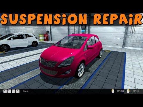 Car Mechanic Simulator 2014 | New Skills and Complicated Suspension Job
