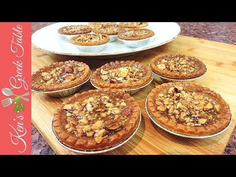Greek Baklava Tarts | Easy Baklava Recipes