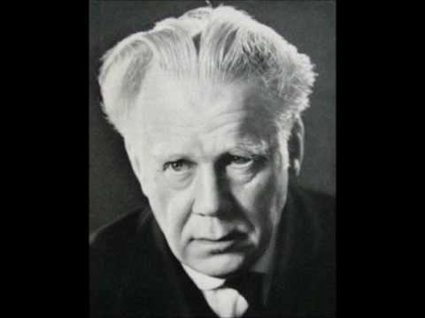 Edwin Fischer - Brahms Piano Concerto No 2, 3rd mvt