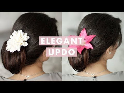 Hairstyles Video Download : How to: Perfect Low Bun FunnyCat.TV