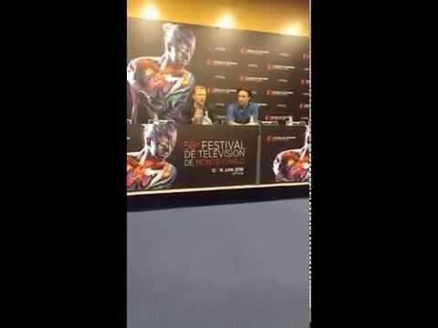 Kevin McKidd & Martin Henderson - Monte Carlo Television Festival Press Con (16/06/14)