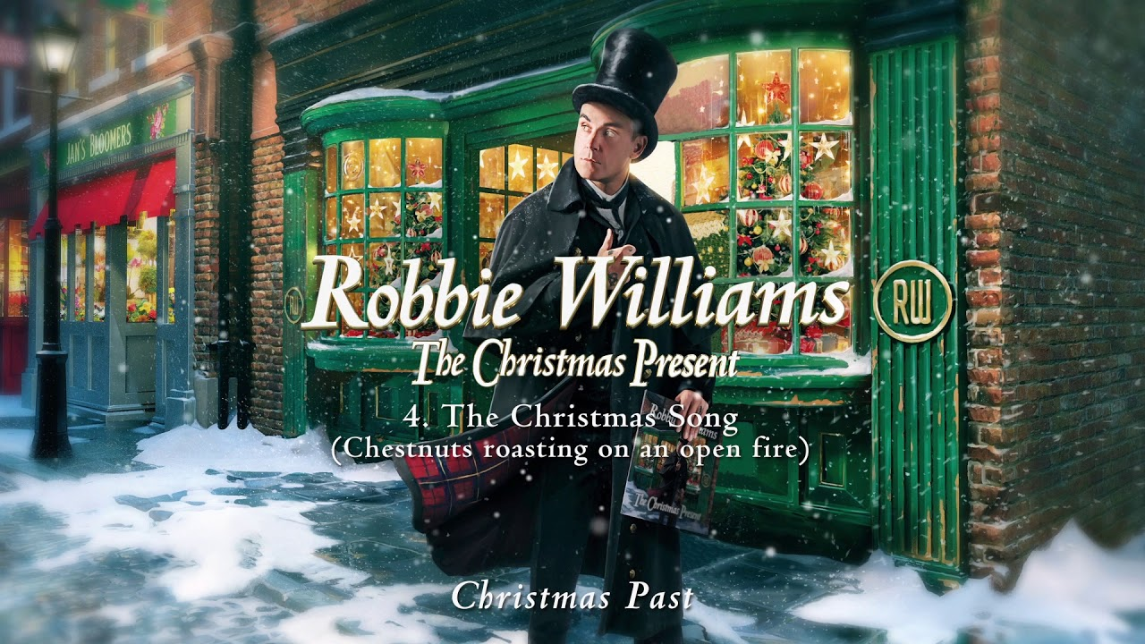 Download Robbie Williams | The Christmas Song (Chestnuts roasting on an open fire) (Official Audio)