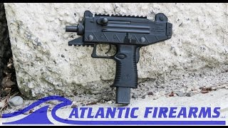 IWI UZI PRO Pistol First Shots Atlantic Firearms
