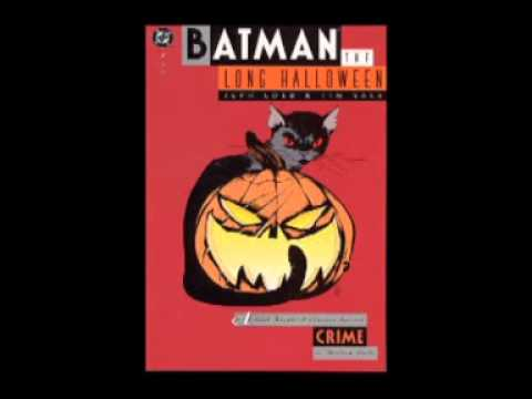 Batman - The Long Halloween Audio Drama - Chapter 1: Crime
