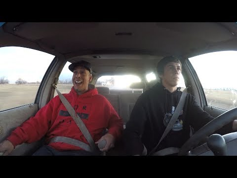 Pedro Reacts to the ROWDYSSEY! (700Hp Minivan)