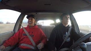 Pedro Reacts to the ROWDYSSEY! (700Hp Minivan)