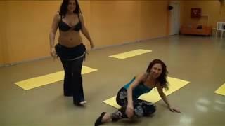 Урок 6. Танец живота, восточные танцы, арабский танец. Школа танцев