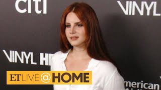 Lana Del Rey Faces Backlash After Calling Out Female Artists In Lengthy Post | Et Live @ Home