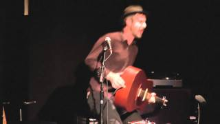 William Elliott Whitmore Live at Pabst Theater (Entire Concert), Milwaukee, WI, 4/23/2011